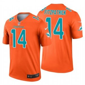 Ryan Fitzpatrick Miami Dolphins football Jersey